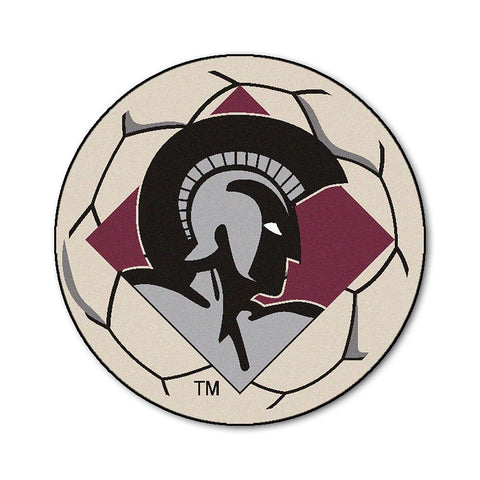 "Arkansas Little Rock Trojans Ncaa ""soccer Ball"" Round Floor Mat (29"")"