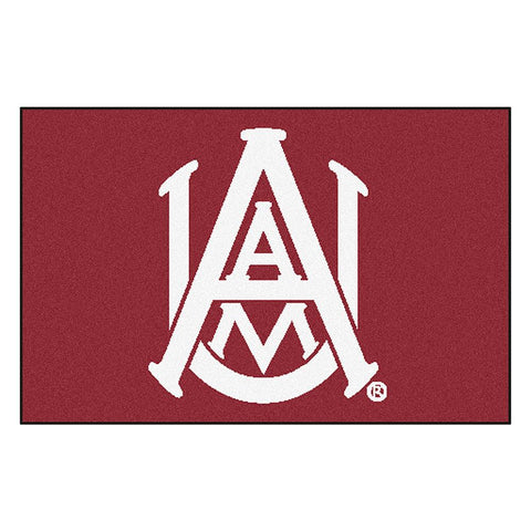 "Alabama A&m Bulldogs Ncaa ""starter"" Floor Mat (20""x30"")"