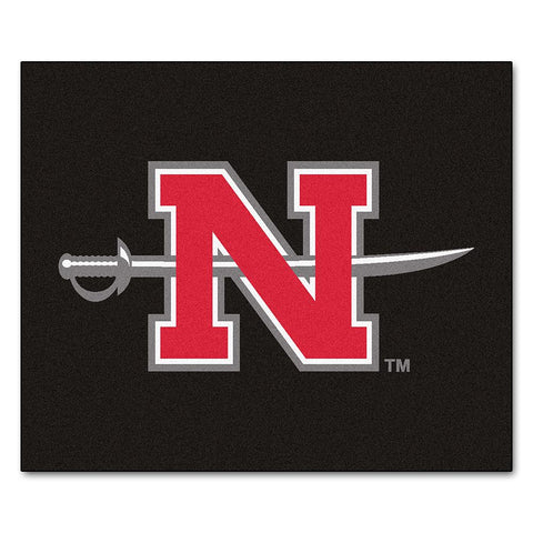 "Nicholls State Colonels Ncaa ""tailgater"" Floor Mat (5'x6')"