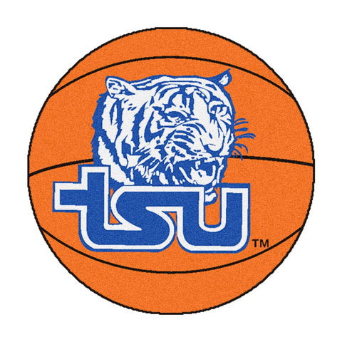 "Tennessee State Tigers Ncaa Basketball Round Floor Mat (29"")"