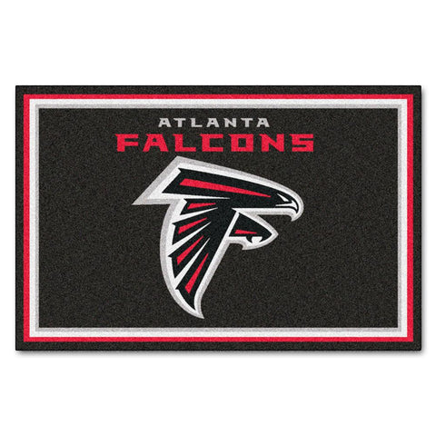 "Atlanta Falcons Nfl Floor Rug (60""x96"")"