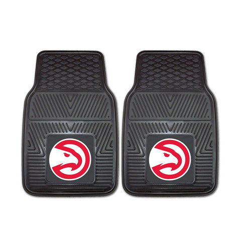 "Atlanta Hawks Nba Heavy Duty 2-piece Vinyl Car Mats (18""x27"")"