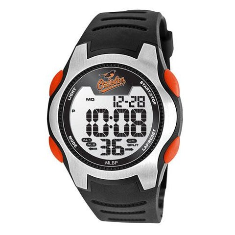 "Baltimore Orioles Mlb Mens ""training Camp Series"" Watch"
