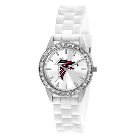 "Atlanta Falcons Nfl Women's ""frost Series"" Watch"