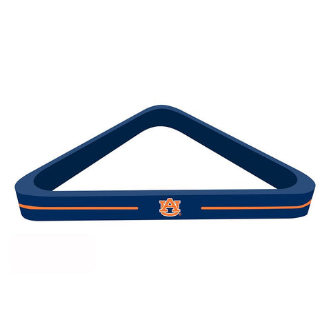 Auburn Tigers Ncaa Billiard Ball Triangle Rack