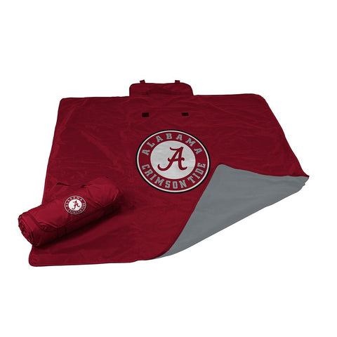 Alabama Crimson Tide Ncaa All Weather Blanket