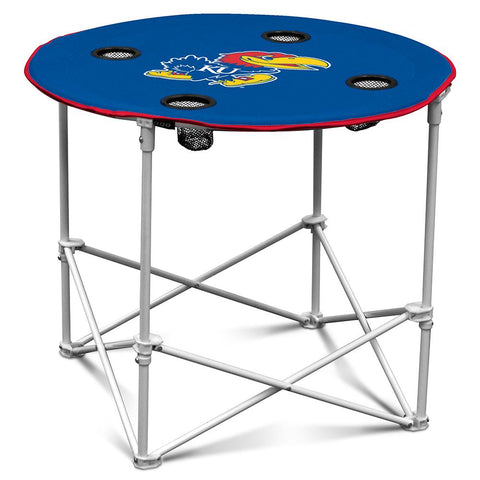 Kansas Jayhawks Ncaa Round Table (30in)
