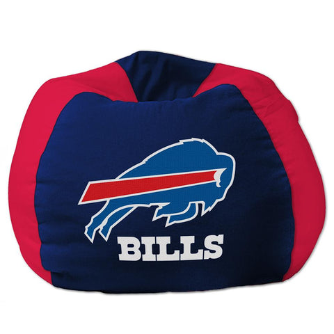 "Buffalo Bills Nfl Team Bean Bag (96"" Round)"