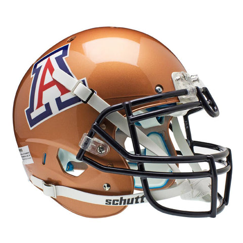 Arizona Wildcats Ncaa Authentic Air Xp Full Size Helmet (alternate 2)