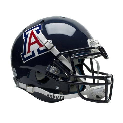 Arizona Wildcats Ncaa Authentic Air Xp Full Size Helmet