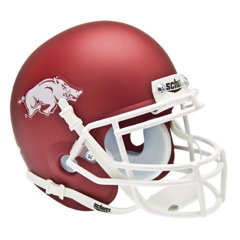 Arkansas Razorbacks Ncaa Authentic Mini 1-4 Size Helmet
