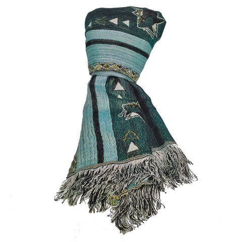 San Jose Sharks Nhl Fashion Team Scarf