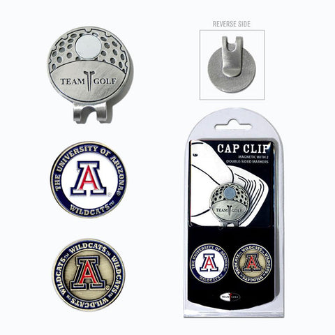 Arizona Wildcats Ncaa Cap Clip