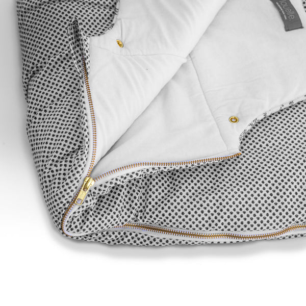 Sleeping bag | 'Florence' Italian cotton | year round weight 2.5 TOG