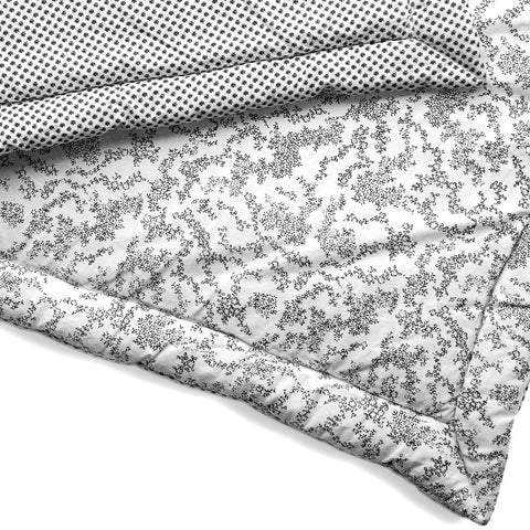 Play mat / Quilt | 'Florence' Italian cotton, reversible