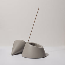 FORMA-1. - CONCRETE CONE INCENSE BURNER