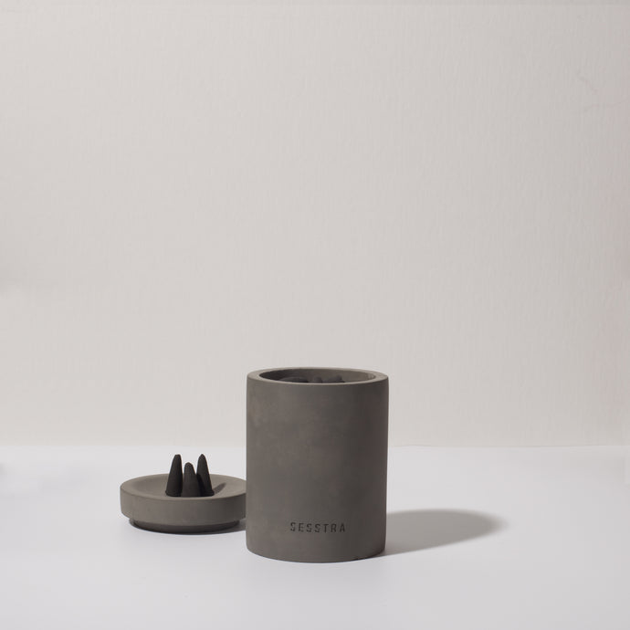 FORMA-3. - CONCRETE INCENSE JAR
