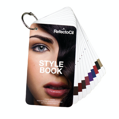 NEW!!  RefectoCil Style Book