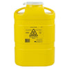 Dispose of your sharps safely with a 19 Litre sharps container. Note that sharps containers are non-reusable and cannot be disposed of with household or business waste. When your container is filled to the 'fill line' you'll need to take it to a sharps disposable location for incineration. Find them at Brow Shop.