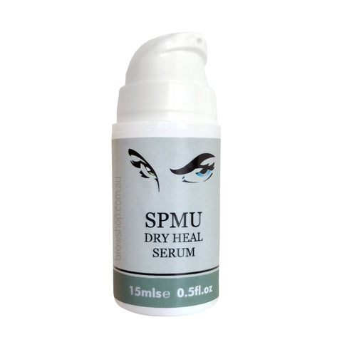 SPMU tattoo aftercare is used in microblading and cometic tattoo and is stocked by Brow Shop. Find a full range of microblading, cosmetic tattoo, PMU & SPMU supplies, tools, equipment & products here.