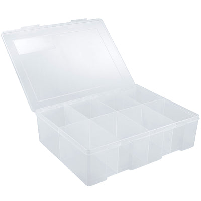 Large 8 Compartment Disposables Organiser