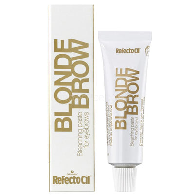 RefectoCil - Eyebrow Tint - 0 Blonde (15mL Tube) RTCL Microblading Cosmetic Tattoo SPMU PMU