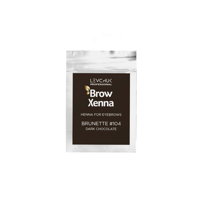 BrowXenna Sachet - 1g - Assorted Colours Available