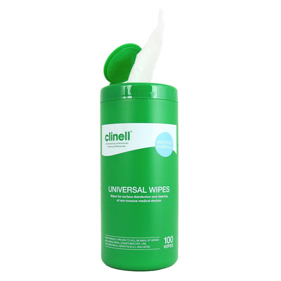 Clinell - Disinfectant Wipes (100 Wipes)