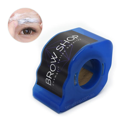 Cling Film Dispenser with roll - Blue JDY Microblading Cosmetic Tattoo SPMU PMU
