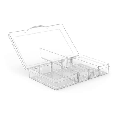 5 Compartment Disposables Organiser - Small/Large Brow Shop Microblading Cosmetic Tattoo SPMU PMU