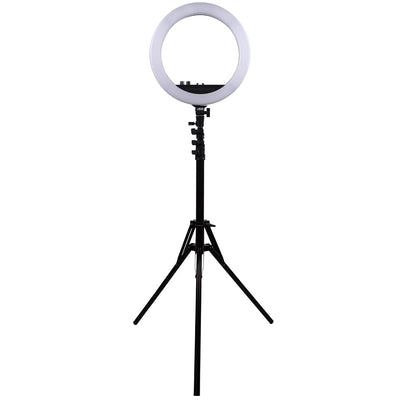 "Spectrum Aurora 14"" LED Pro Ring Light Kit - Mini Pearl II"