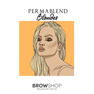 Perma Blend - Blondes Set (7 x 15ml bottles)