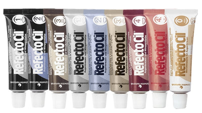 RefectoCil - DELUXE Tint Kit (Cream Oxidant) -  Choose your tint colour