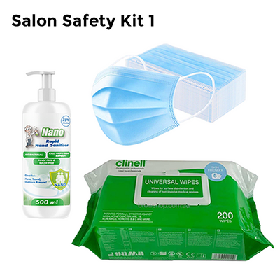 Back-to-Business: Salon Safety Kit #1