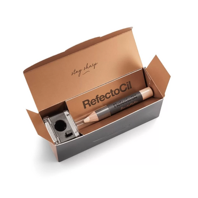 NEW!!  RefectoCil Brow Highlighter Set (Pencil & Sharpener)