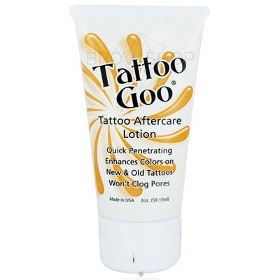 Tattoo Goo Client Aftercare Pack (Vegan) Aftercare LVLAB Microblading Cosmetic Tattoo SPMU PMU
