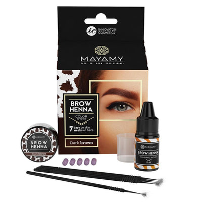 Mayamy Brow Henna Home Set (Choose your colour)