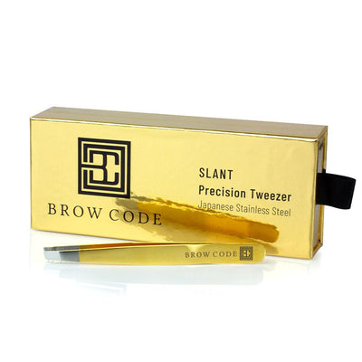 Brow Code - Precision Tweezers (Slant or Point)