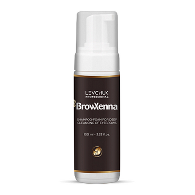 BrowXenna - Foaming Brow Shampoo (30-100mL)