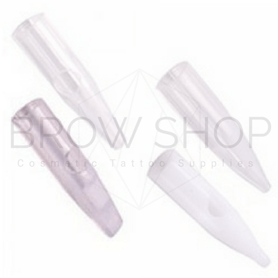Bella Dragon Needle Caps - Flat Needle (50 pcs) Bella Taiwan Microblading Cosmetic Tattoo SPMU PMU