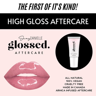 Glossed Aftercare by Shay Danielle (25 pack)