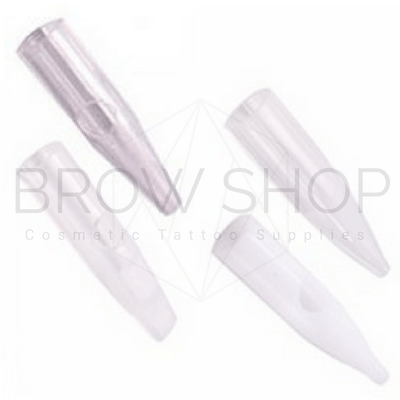 Bella Dragon Needle Caps - (Large) 5-7 Prong (50 pcs) Bella Taiwan Microblading Cosmetic Tattoo SPMU PMU