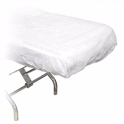 Fitted Beauty Bed Covers (10 pcs) ORN Microblading Cosmetic Tattoo SPMU PMU