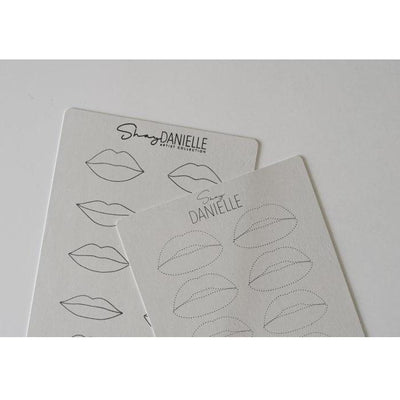 Shay Danielle Double Sided Lip Skins