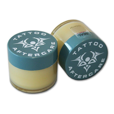 Tattoo Aftercare - 10g (Box of 24 Jars) The Aftercare Company Microblading Cosmetic Tattoo SPMU PMU