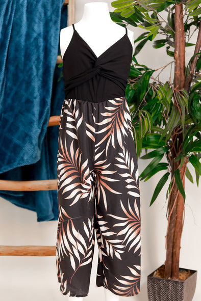 Jeans Warehouse Hawaii - DRESSES 4-6X - SAVING GRACE JUMPSUIT | 4-6X | By LUZ