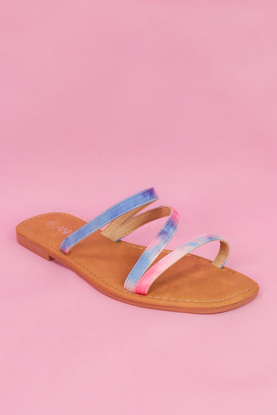 Jeans Warehouse Hawaii - FLATS SLIP ON - DREAM GIRL SANDAL | By DND FASHION INC.