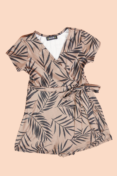 Jeans Warehouse Hawaii - DRESSES 4-6X - LIFE IN PARADISE ROMPER | 4-6X | By LUZ
