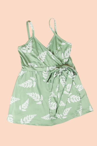 Jeans Warehouse Hawaii - DRESSES 4-6X - ADORABLE ROMPER | 4-6X | By LUZ