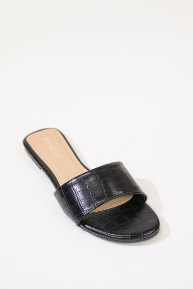 Jeans Warehouse Hawaii - FLATS SLIP ON - KAKA'AKO FLAT | By TOP GUY INTL